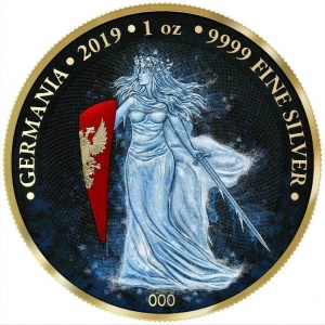 2019 Germania 5 Mark SpaceX - Germania ICE