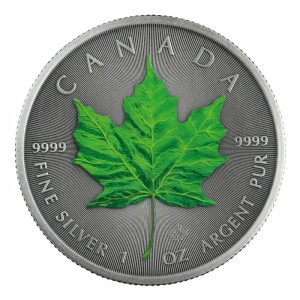 2020 Canada 5$ Four Seasons - Summer