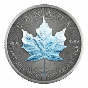2020 Canada 5$ Four Seasons - Winter